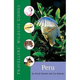 Peru (Travellers' Wildlife Guides)