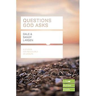 Demande à Dieu de questions (Lifebuilder Bible Study Guides)