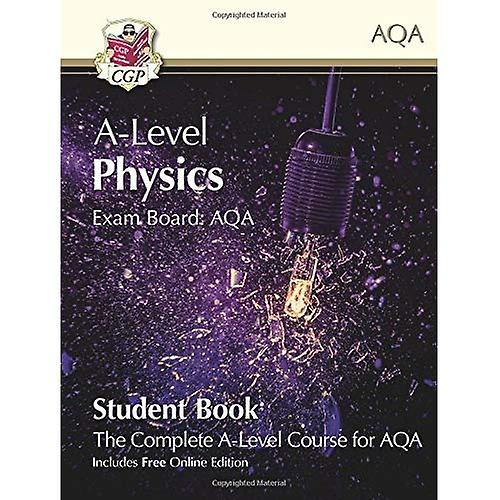 nouveau A-Level Physics for AQA  Year 1 & 2 Student Book with Online Edition