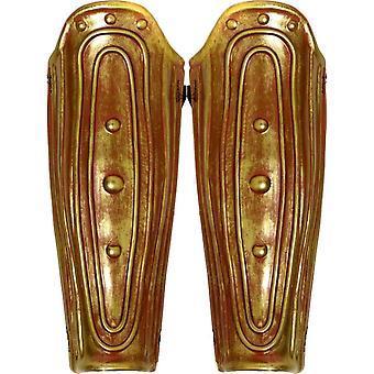 Römische Bein Rüstungsset 2 Pcs