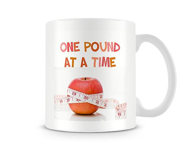 One Pound At A Time Mug