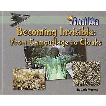 Devenir Invisible: De Camouflage pour manteaux