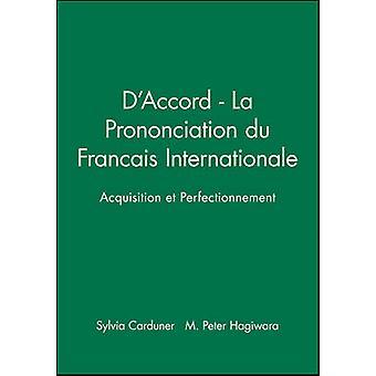 داكور La برونونسييشن Du الدولية فرانسيه اقتناء Et الإتقان قبل كاردونير آند سيلفي