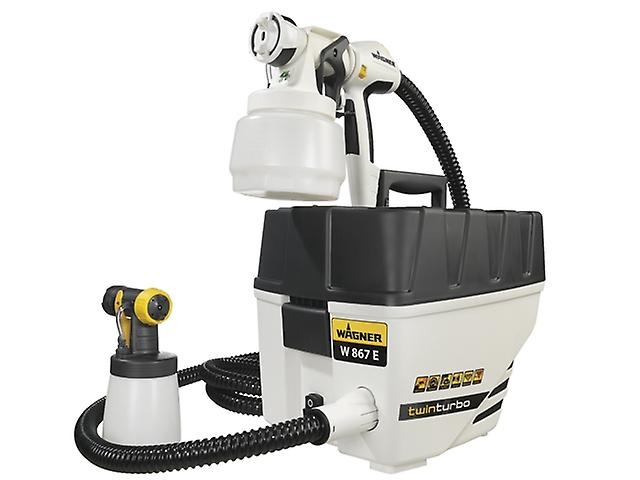 Wagner Spraytech WallPerfect W867E jag-Spray sprutning Kit 615 Watt 240 Volt