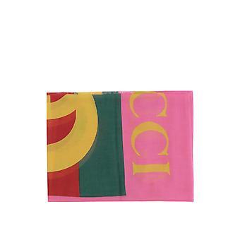 Foulard Modal Pink Gucci
