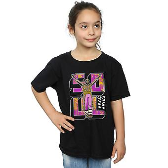 Isaac Hayes Girls Soul Pose T-Shirt