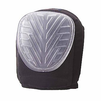 sUw-Super gel knie pad zwart Regular