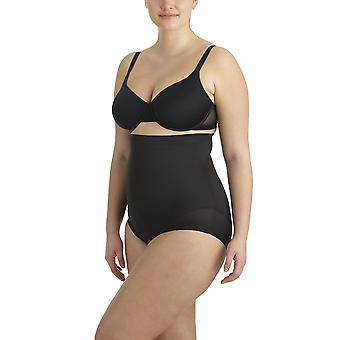 Miraclesuit Shapewear 2935 Frauen Flexible Fit Plus hohe Taille kurzen