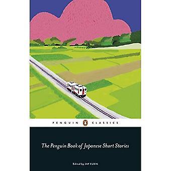 Die Pinguin-Buch mit japanischen Kurzgeschichten