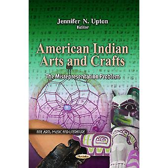 American Indian Arts & Crafts - The Misrepresentation Problem by Jenni