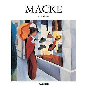 Macke by Anna Meseure - 9783836535076 Book