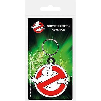 Ghostbusters PVC Flexible Logo Keyring (bst)