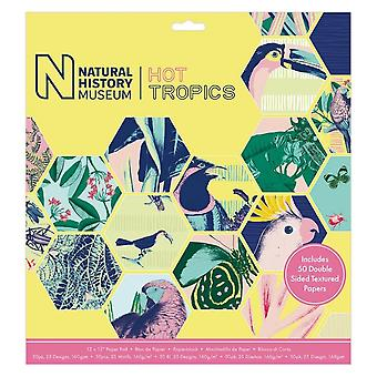 DoCrafts Natural History Museum 12 By 12