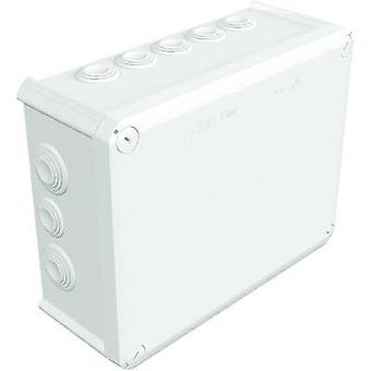 Junction box (L x W x H) 240 x 190 x 95 mm OBO Bettermann 2007554 Pure white (RAL 9010) IP66