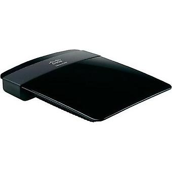 Linksys E1200 WiFi router 2.4 GHz 300 Mbit/s