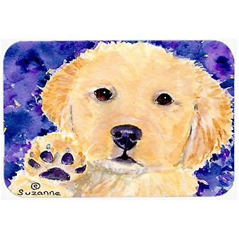 Golden Retriever Kitchen or Bath Mat 20x30