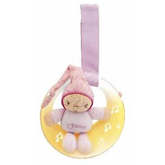 Chicco Musical Good Night Lights Rosa (Enfance , Puériculture , Jouets)