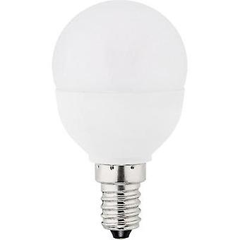 LED E14 Droplet 5.5 W = 40 W Warm white (Ø x L) 45 mm x 80 mm EEC: A+ Müller Licht dimmable 1 pc(s)
