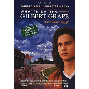 Whats Eating Gilbert Grape Movie Poster (11 x 17)