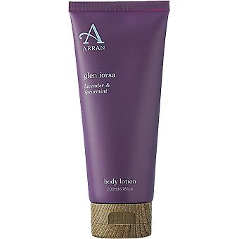 Arran Sense of Scotland Glen Iorsa Body Lotion
