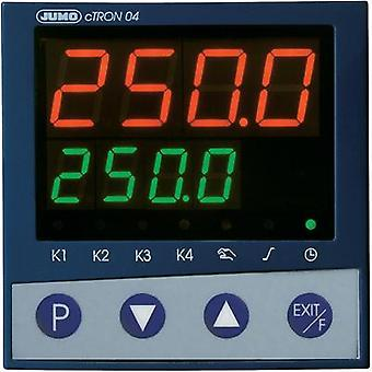 Jumo 00496142 cTRON04 Compact Controller With Timer And Ramp Function