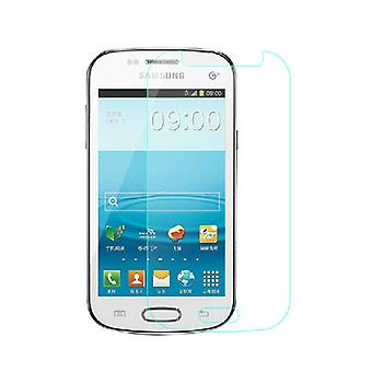 3 x Samsung Galaxy S Duo 2 S7582 / trend plus S7580 / S duo S7562 / trend 7560 screen protector 9 H 0,33 mm tynd lamineret glas pansrede glas