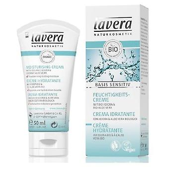 Lavera Moisturizer With Aloe Vera and Jojoba Bio