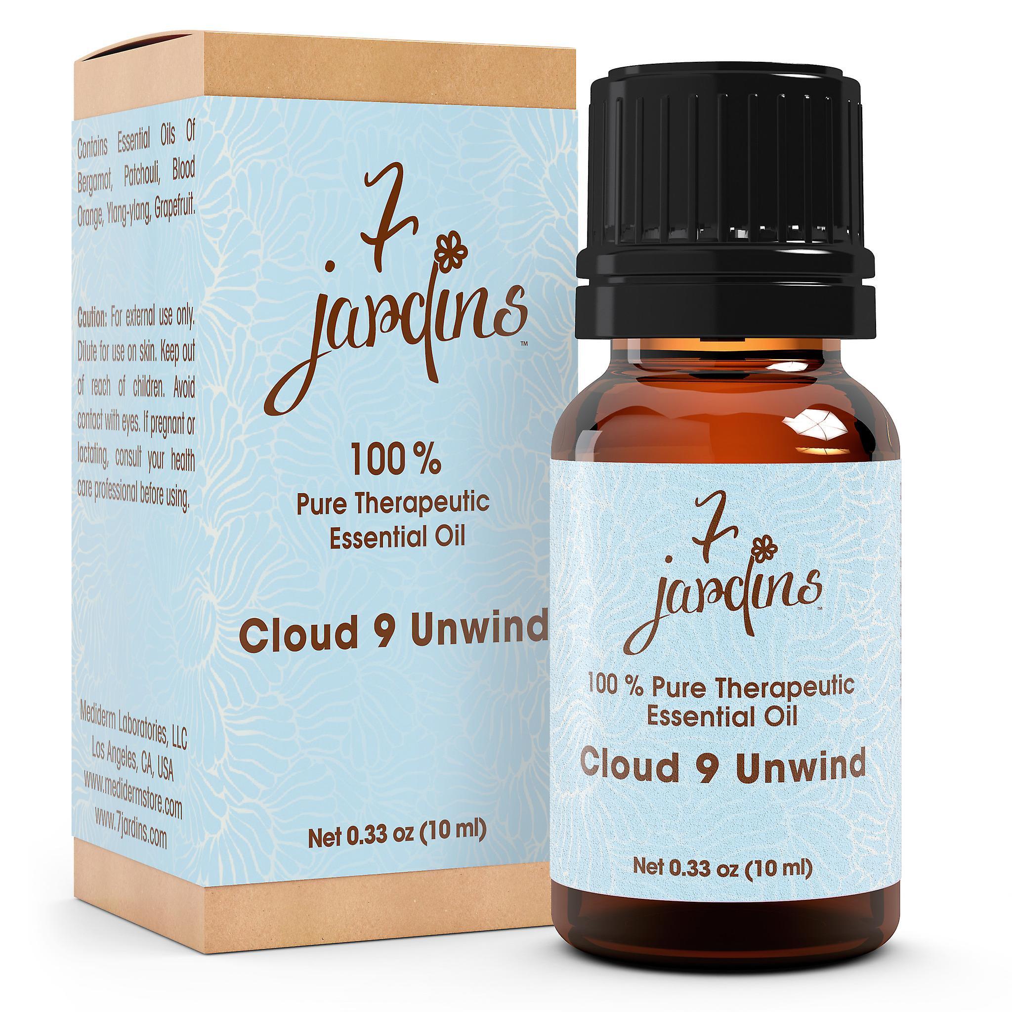 Ätherisches Öl Mischung - Cloud 9 Angst Relief - 100 % pur - Aromatherapie