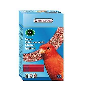 VL Orlux rød Kanariske tørre Eggfood 1kg