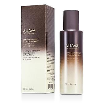 Ahava dode zee Osmoter lichaam concentreren 100ml / 3.4 oz