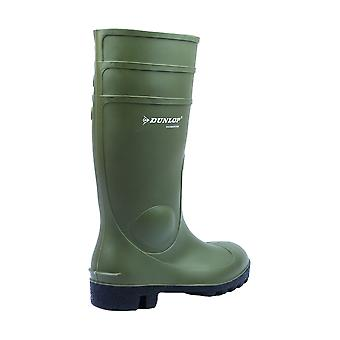 Dunlop FS1700/142VP Womens Wellington Boots Self Lined PVC Pull On Fastening