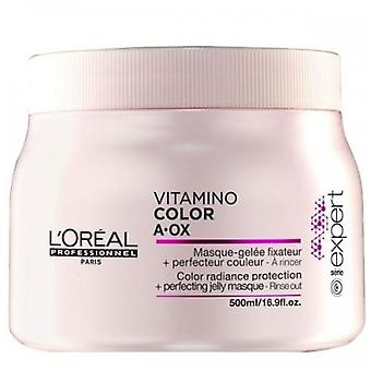 L'Oreal Serie Expert Vitamino A-OX Color Masque 500ml