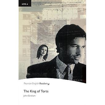 'King of Torts' Book and MP3 Pack: Level 6 (Penguin Readers (Graded Readers)) (Paperback) by Grisham John