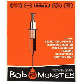Bob & Monster [BLU-RAY] USA importen