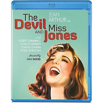El demonio y la señorita Jones [Blu-ray] [BLU-RAY] importación de Estados Unidos
