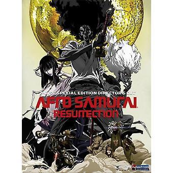 Afro Samurai - Resurrezione [DVD] Stati Uniti importare