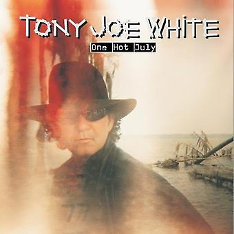Tony Joe White - en varm juli [CD] USA import