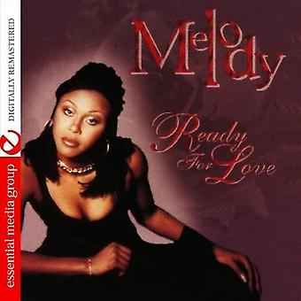 Melody - Ready for Love [CD] USA import