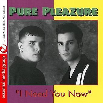 Reine Pleazure - importiere ich Need You Now [CD] USA