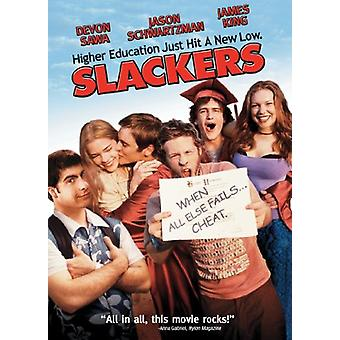 Slackers [DVD] USA import