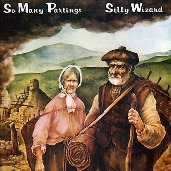 Silly Wizard - So Many Partings [CD] USA import