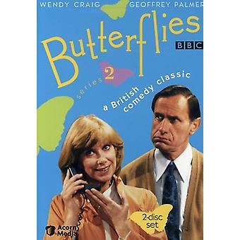 Butterflies: Series 2 [DVD] USA import