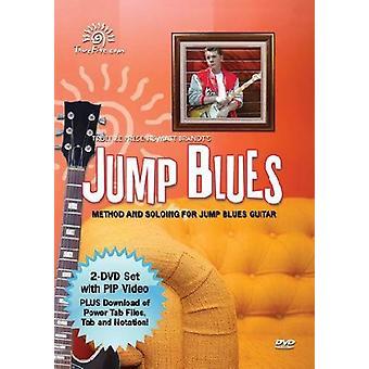 Jump Blues [DVD] USA importerer