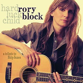 Rory Block - Hard Luck barn: En hyldest til Skip James [CD] USA import