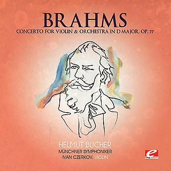 J. Brahms - Brahms: Concerto pour violon & orchestre en ré majeur, opus 77 [CD] USA import