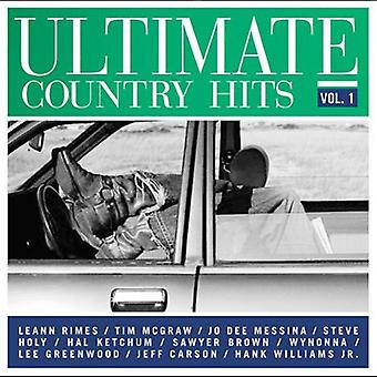 -Ultimate Country Hits Vol. 1-Ultimate Country Hits [CD] USA importare