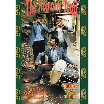 Gypsy Music Into Europe [DVD] USA import