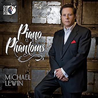 Niemann/Lyapunov/Grieg/Tausig/Medtner/Dvorak/Gooss - Piano Phantoms [CD] USA import