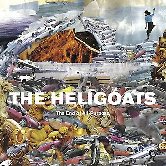 Heligoats - årets All-Purpose [CD] USA importerer