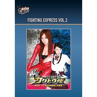 Kampene Express 2 [DVD] USA import